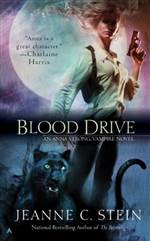 Blood Drive (Anna Strong Chronicles #2)